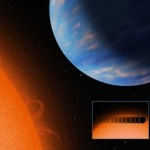Astronomers are looking for blue planets inside their home stars life zone
