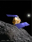 Astronomers are currently studying asteroid 25143 Itokawa