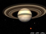 Saturn is part of astronomy royalty