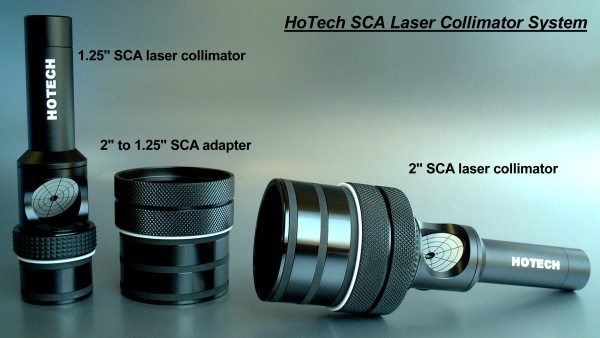 High quality laser collimators are hard to find