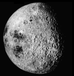 Crater Goddard is a good object to begin a young astronomers study of the Moon