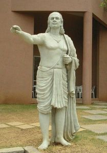 Aryabhata (476–550 CE)was the first in the line of great mathematician-astronomers from the classical age of Indian mathematics and Indian astronomy