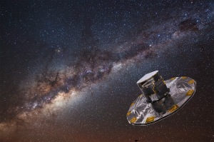 European Space Agency's GAIA spacecraft