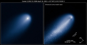 The best views of Comet ISON using your new Celestron Advanced VX series telescope should be late November