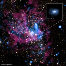 Astronomers measured the central mass in NGC 1277 to be over 4 times as massive as the one in our own Milky Way