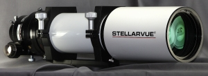 Stellarvue's largest production telescope, the SV160 triplet refactor is perfect for both amateur and professional astronomers