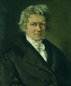 European astronomer Friedrich Bessel