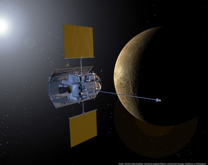 NASA's Messenger spacecraft has shown us things about Mercury we didn't expect