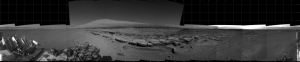 The 360 degree panorama here is south of the Kimberley