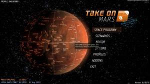 Take on Mars allows you to virtually travel to Mars and set up permanent living accommodations