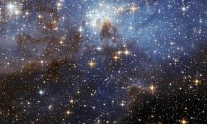Astronomers can provide a rough estimate of the number of stars in a galaxy