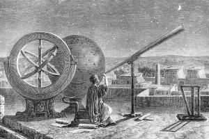 Hipparchus was an ancient Greek astronomer.