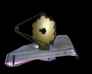The James Webb Space Telescope is expected to be scanning the cosmos for signs of life by 2018