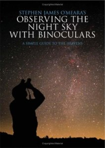 Observing the night sky with binoculars allows you to journey to distant parts of the solar system.