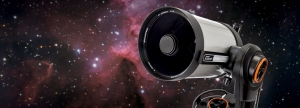 Available in 6, 8 and 9.25-inch models, Celestron's NexStar Evolution