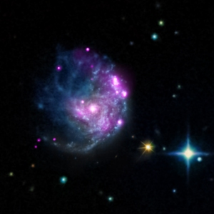 A newly discovered cosmic object may help provide answers to some long-standing questions about how black holes evolve and influence their surroundings, according to a new study using NASA's Chandra X-ray Observatory.