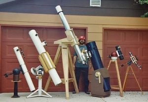 Dale Keller's Amateur Telescope Making
