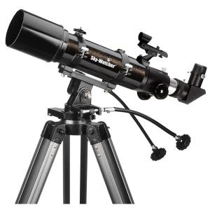 The Skywatcher telescope is perfect as a first scope for people just joining the human journey to the beginning of space and time