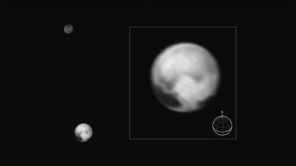 Charon Journey To The Beginning Of Space And Time
