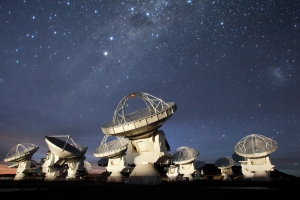 Atacama Large Millimeter/Submillimeter Array (ALMA) to