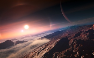 The diversity of exoplanets is large — more than 800 planets outside the Solar System have been found to date, with thousands more waiting to be confirmed. Detection methods in this field are steadily and quickly increasing — meaning that many more exoplanets will undoubtedly be discovered in the months and years to come. This planet looks promising, but is going to be a problem reaching with current technology. Image credit IAU
