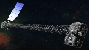 NASA's NuSTAR spacecraft scans the universe.